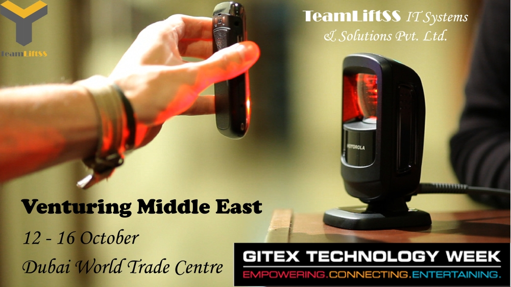 We are participating in GITEX